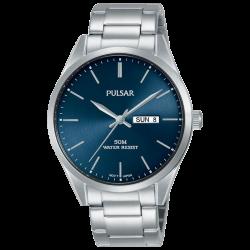 Pulsar montre homme tradition acier PJ6109X1